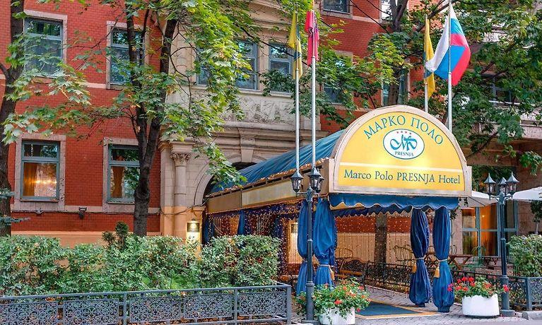 quality design c6dd5 544a3 Marco Polo Presnja Hotel Moscow
